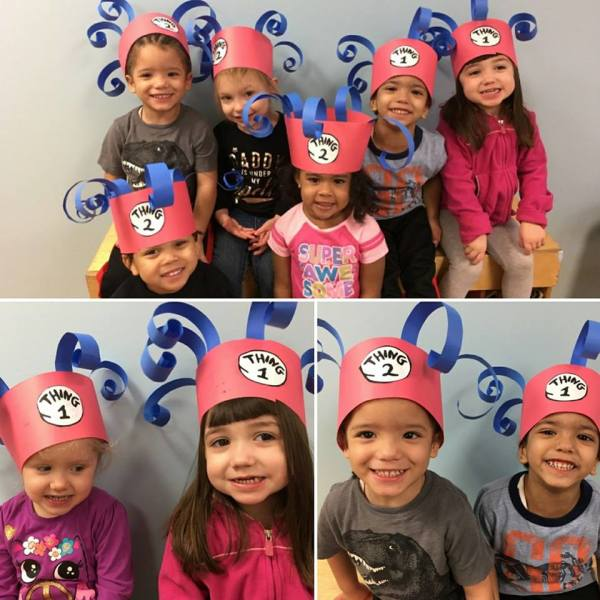 Dr. Seuss Hat Day 2018